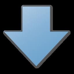 blue-down-arrow-icon-2207